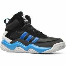 Adidas FYW Division Mens Hi-Top Basketball Sports Fitness Lace Up Trainers Shoes