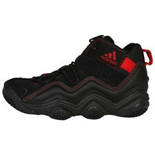 Adidas Top Ten 2000 Kids Lace Up Basketball Casual Hi-Tops Trainers Shoes UK5