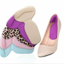 1 Pairs Gel High Heel Liner Grip Back Shoe Insole Pad Foot Protector Cushion