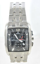Men's Festina 6729 Stainless Steel Bracelet Black Chronograph Dial Watch