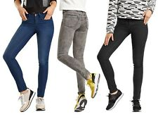 Ladies Stretch Jeans Skinny Jeans Jeans Trousers Stretch Slim Fit 5 Pocket Style
