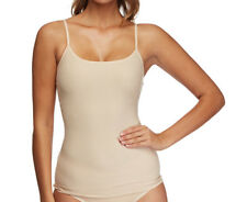 Nearly Nude Women's Thinvisible Cotton Perfectly Smooth Camisole - Almond