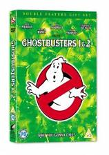 Ghostbusters / Ghostbusters 2 (DVD, 2005) Double Disc Set