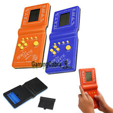 Handheld Tetris Electronic Game Players Portable LCD Games Toys Console Kids Toy
