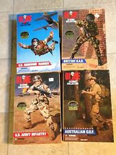 """GI Joe 1996 Limited Edition Classic Collection 12"""" Figure Pick One from 4 MIB"""