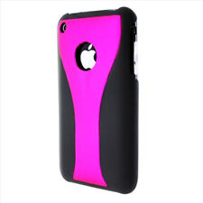 For Apple iPhone 3G 3GS Shockproof Sleek Hard 2-Piece Back Phone Case Cover