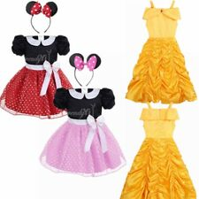 Baby Girls Princess Fairy Tale  Halloween Cosplay Fancy Dress Costume Outfit