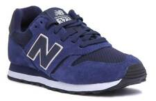 New Balance WL373MIN Heritage Classic Women Suede Leather Navy Trainers
