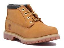 Timberland Nellie Waterproof Chukka 23399 Women Nubuck Leather Wheat Boots