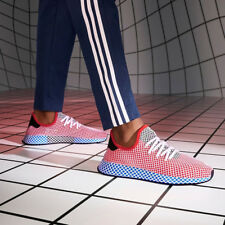 Adidas Deerupt Runner Sneaker Solar Red Size 7-12 Mens Shoes NMD Boost Y-3 Ultra