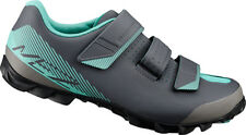 Shimano ME2 SPD MTB Womens Bike Shoes Black/Green