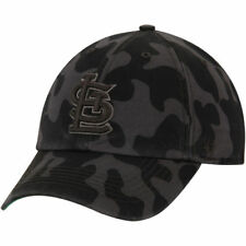 St. Louis Cardinals '47 Flintlock Franchise Fitted Hat - Charcoal