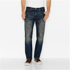 NEW MENS LEVIS 501 STRAIGHT LEG BUTTON FLY BLUE JEANS SIZE 38 X 30 005012166