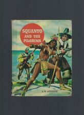 Squanto and the Pilgrims (The American Adventure Series) 1959