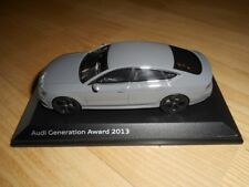 Modell Auto Audi collection AUDI Generation Award 2013 AUDI RS 7 Sportpack