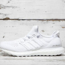 Adidas Ultra Boost Clima Sneakers White Size 7-11 Mens NMD Boost Y-3 Ultra New