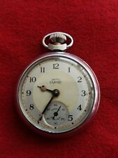 Smith's Empire Pocket Watch in working condition.
