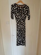 Phase Eight  stunning spotted tea dress size 10