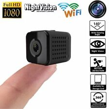 Mini Camera Wireless Wifi IP Security Hidden Camcorder 1080P HD Night Vision