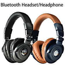 V8-3 Wireless Bluetooth Headphones Foldable Headset Stereo Heavy Bass Earphones