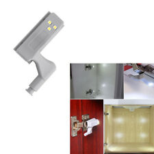 10X LED Sensor Light For Kitchen Cabinet Cupboard Closet Wardrobe Lights Lamp G9