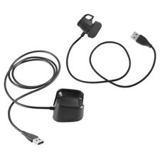 Replacement USB Charger Dock Charging Cable For Fitbit Versa/Charge3 SmartWatch