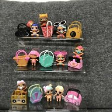 LOL Surprise LiL Sisters L.O.L. 24K QUEEN BEE Punk Boi Color change Doll kid toy