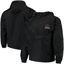 Arkansas Razorbacks Champion Packable Jacket - Black