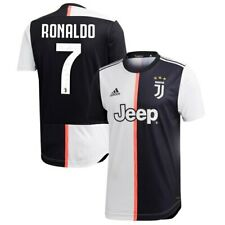 Cristiano Ronaldo Juventus adidas 2019/20 Home Authentic Player Jersey - Black