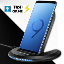 For Samsung Galaxy Note 10 Plus/S10/S9+ Wireless Qi Fast Charger Charging Stand
