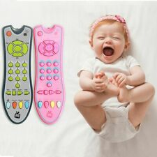 Baby Toys Music Smart Mobile Phone Remote Control Key Early Educational Electric