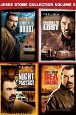 JESSE STONE VOL 2 New DVD Benefit Doubt Innocents Lost Night Passage Sea Change