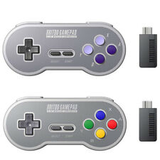 8Bitdo 2.4G Wireless Controller Gamepad for Nintendo SNES/SFC Classic Edition