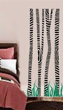 Jungle Trees Wall Decal Lettering Stickers Vinyl Teen