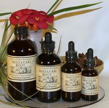 SHATAVARI ROOT Tincture/Extract  ~ Rejuvenating 4sizes
