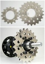 VeloSolo DISC COG 15t 22t 1/8 3/32 fixed track sprocket