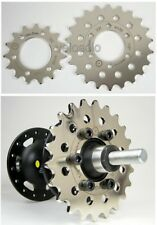 VeloSolo bolt on DISC COG 15t 22t 1/8 3/32 fixed track sprocket electric fixie