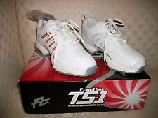 Capezio Team Series Dance Sneakers Adult TS1 White New In Box