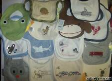 NWT Baby Boys htf Bib Gymboree CHOOSE older lines robot shark cowboy firetruck