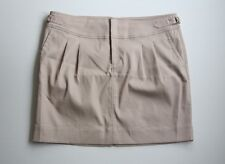 NWT Banana Republic Soft Pleated Corduroy Skirt 8 14 Pink Casual NEW