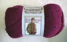 Bernat ROVING Acrylic & Wool Yarn 1 Skein Select Color