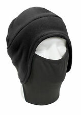 FLEECE CAP AND POLYESTER FACE MASK CONVERTIBLE MILITARY STYLE ROTHCO 8943 / 8944