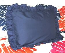 Pillow SHAMS 3 sizes 6 colors We have Matching Dust Ruffles & Valances too!
