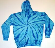 Tie Dye Hooded Sweatshirts Multiple Colors Adult S, M, L, XL, 2XL, 3XL