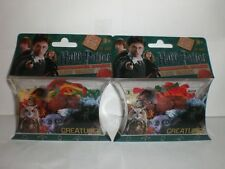 SET OF 2 PACKS OF SIMPSONS/HARRY POTTER CHARACTER BANDS