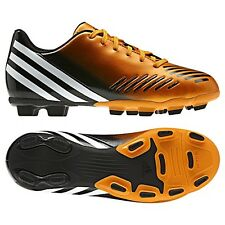 adidas Predito LZTRX FG 2012 Soccer Shoes Gold/White/Black New  KIDS- YOUTH