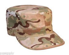 Multicam Fatigue Cap Military Patrol Hat Rothco 4611
