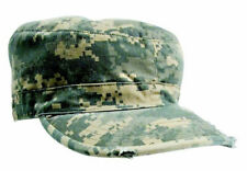 VINTAGE FATIGUE CAP ACU DIGITAL ARMY MILITARY HATS ROTHCO 4514