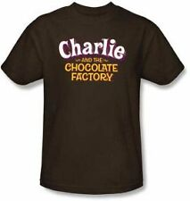 Charlie and the Chocolate Factory Logo T-Shirt