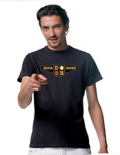 DAVID BROWN TRACTOR 990 996 1190 SELECTAMATIC MANS T SHIRT ALL SIZES SMALL - XXL